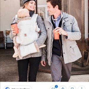 Ergobaby Designer Series Winter Ed Baby Carrier